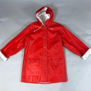 Vintage 80s Raincoat